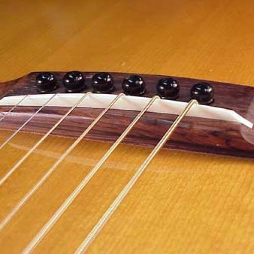 Thành phần âm thanh của một cây guitar