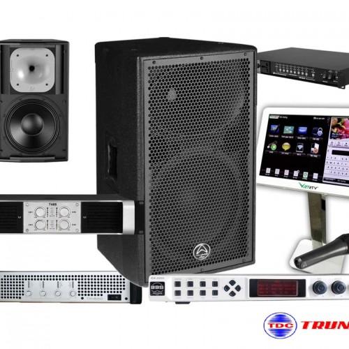 Phân phối thiết bị âm thanh chuyên nghiệp