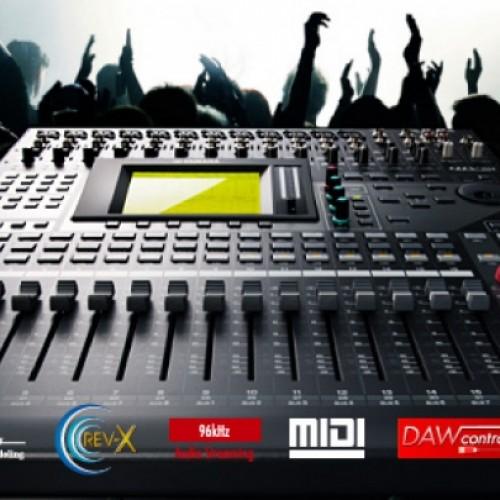 Thiết bị âm thanh mixer là gì