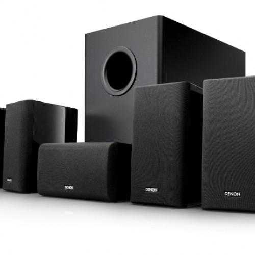 Tìm hiểu về hệ thống âm thanh 7.1 và 5.1