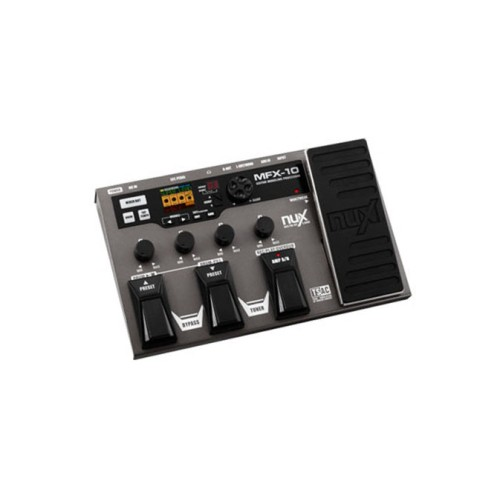 Multi Effect Pedal NUX MFX-10