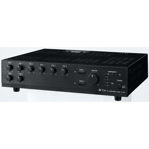 Tăng âm truyền thanh liền Mixer TOA A-1812