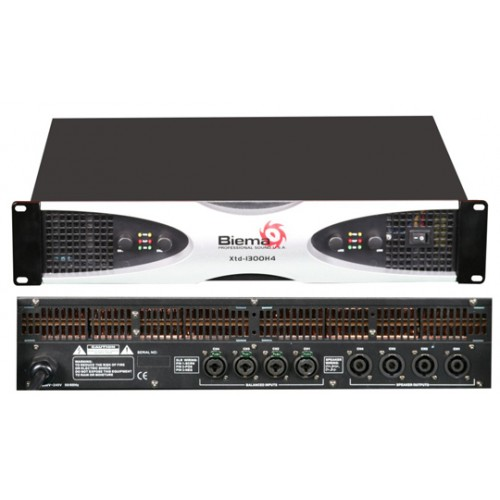 Amplifier Siêu Mỏng Biema (USA) Xtd-1300H4