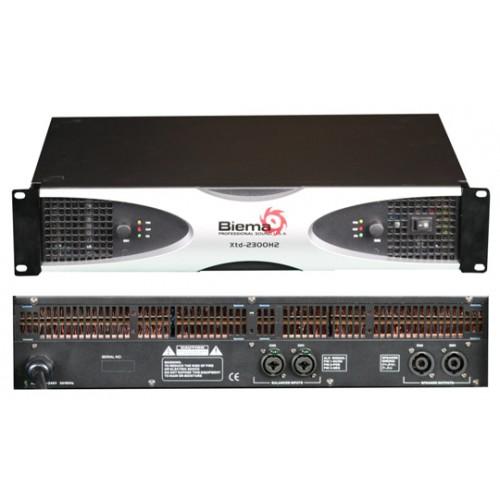 Amplifier Siêu Mỏng Biema (USA) Xtd-2300H2