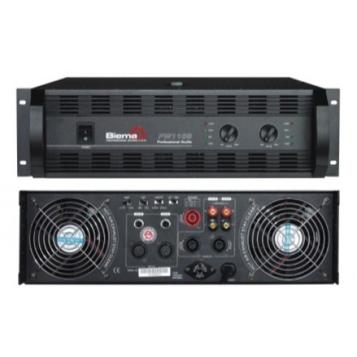 Amplifier BIEMA (USA) FW1100
