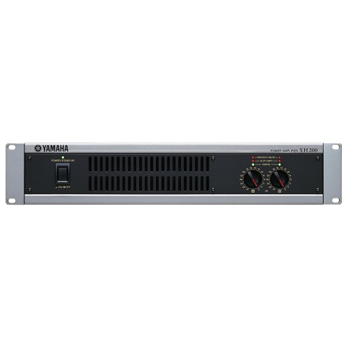 YAMAHA AMPLIFIER XH-200