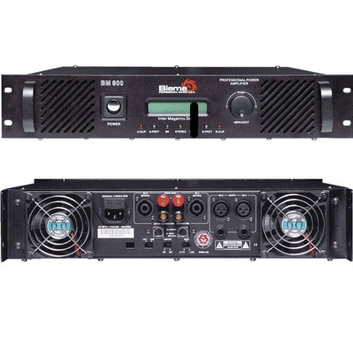 Biema Digital Amplifier BM800