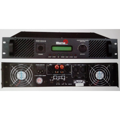 Amplifier BIEMA (USA) BM1000