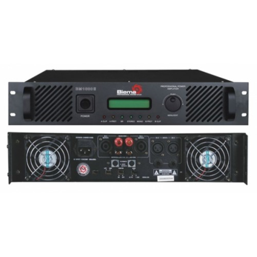 Amplifier BIEMA (USA) BM1200
