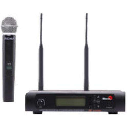 BIEMA WIRELESS MICROPHONE UHF68/SM1