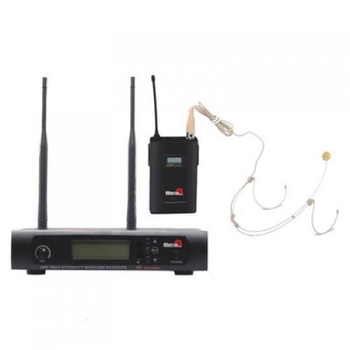 BIEMA WIRELESS MICROPHONE UHF68/SM3