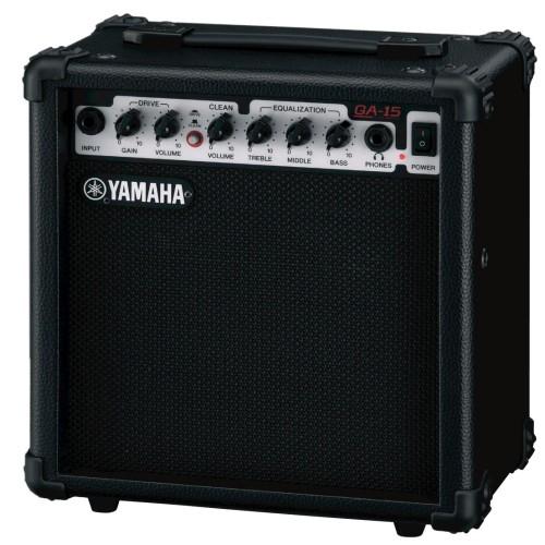 Yamaha Guitar Amp GA-15