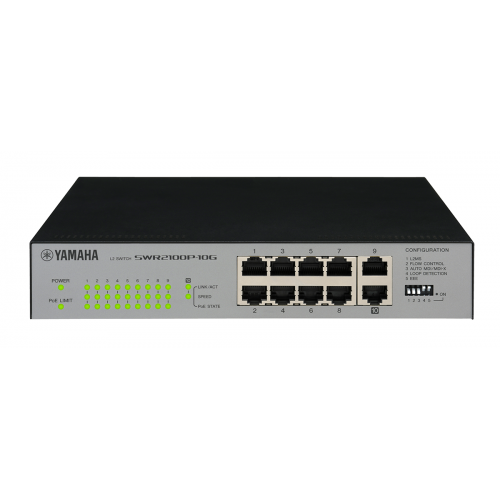 YAMAHA NETWORK SWITCH SWR2100P