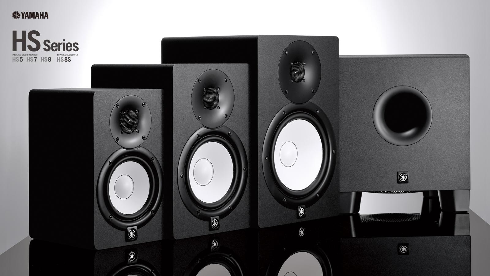 Loa Monitor Studio