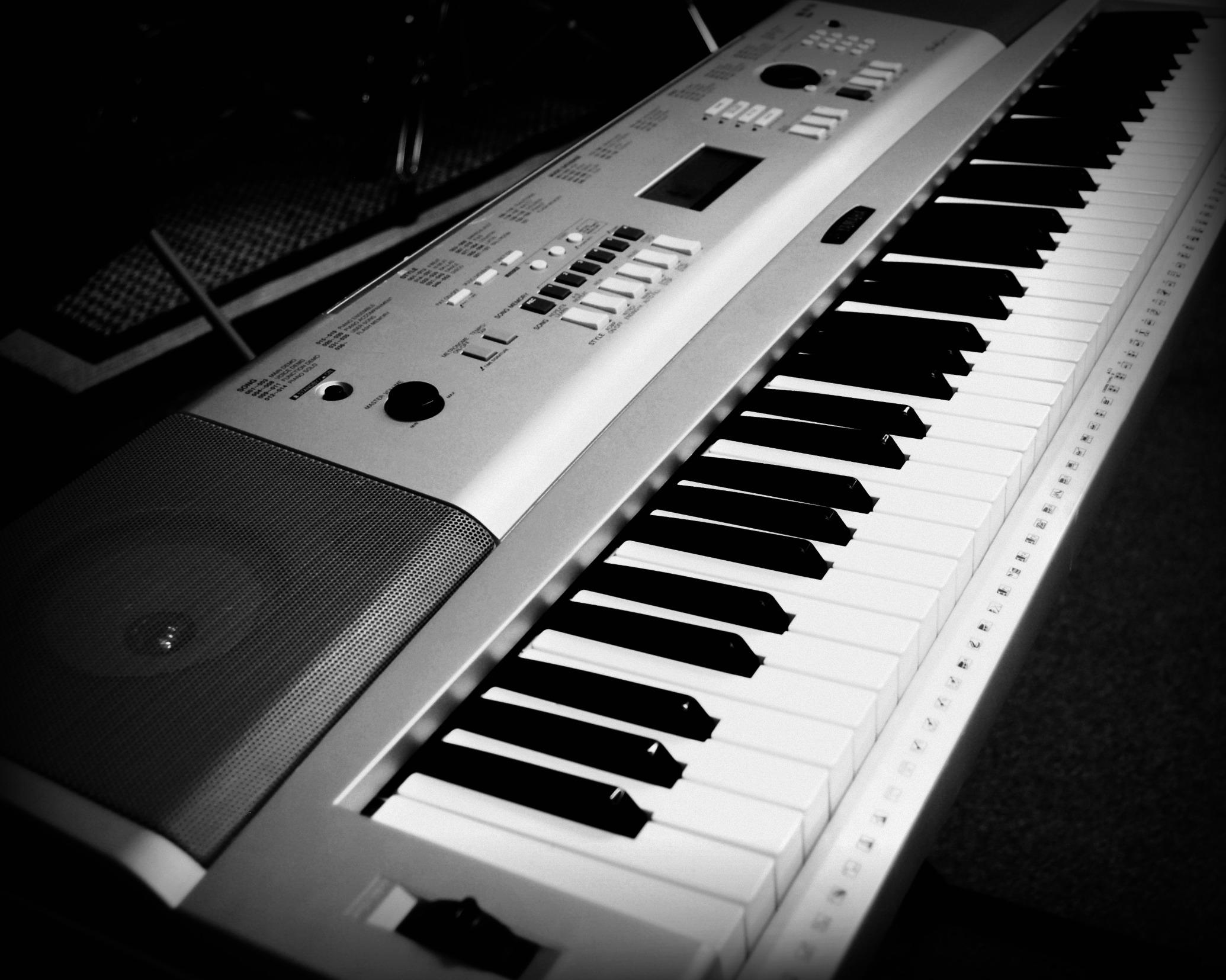 Organ phím piano