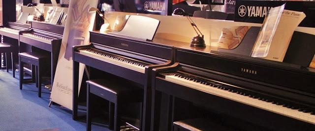 Làm sao để có thể chọn được những dòng đàn piano điện yamaha theo nhu cầu ?