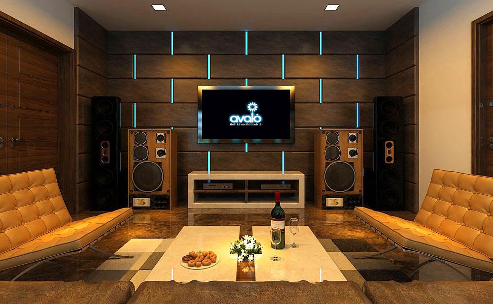 5 nguyên tắc thiết kế hệ thống âm thanh cho phòng karaoke