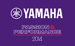 Yamaha giới thiệu sản phẩm mới chủ đề 'Passion and Performance' tại NAMM Show 2014.