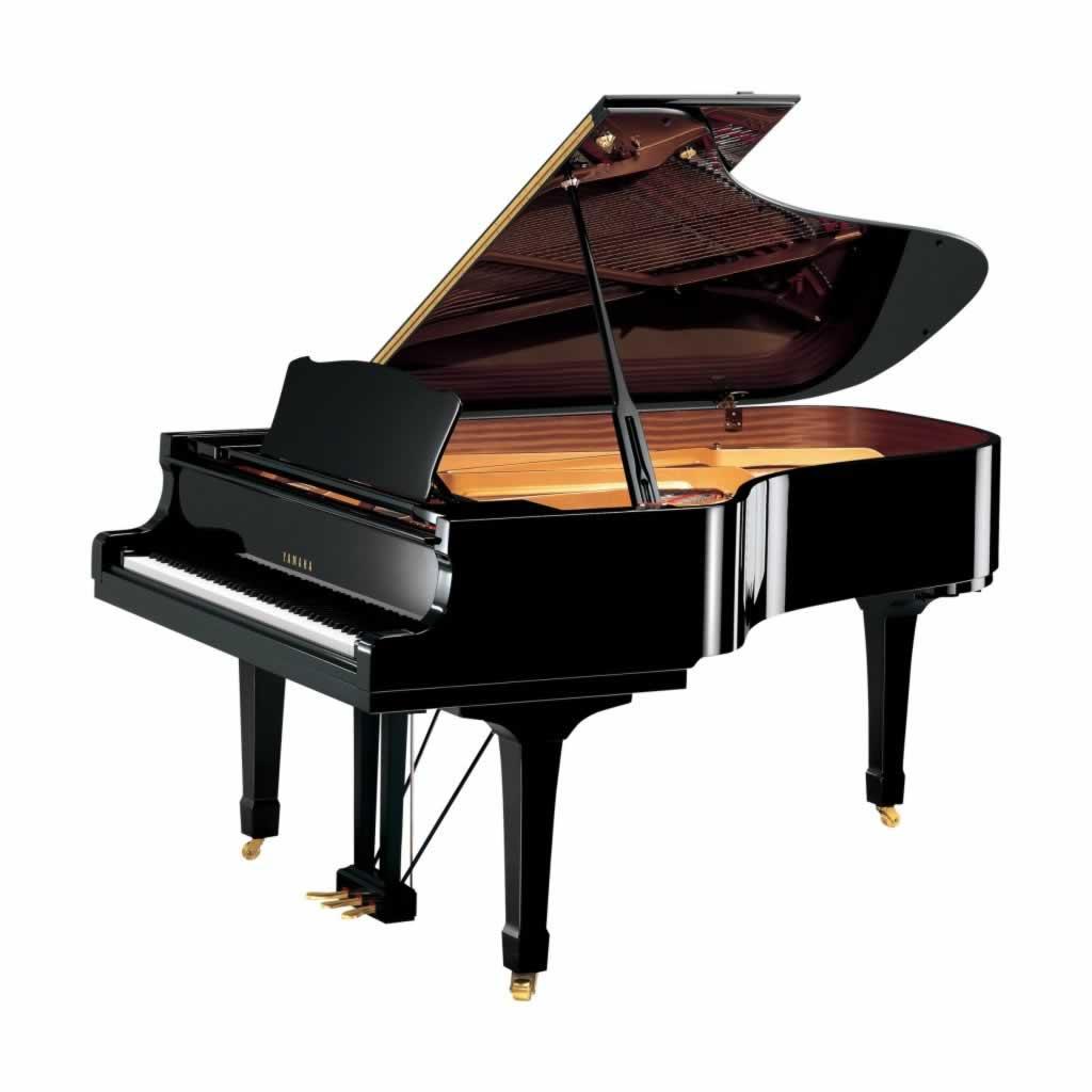 ĐÀN GRAND PIANO YAMAHA C6 PE TRỊ GIÁ 907.000.000 VND